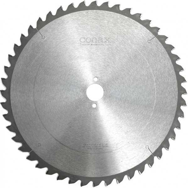 HW Sägeblatt Ø 420 x 4,0 x 40mm, 48Z WZ 10° neg. MAN / MEC