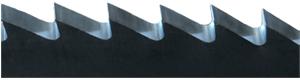 Zahnform A für Metallkreissäge