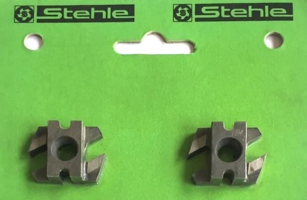 pwwu24.de Original Stehle HW H 96 Nuteinsatz B=4 50654096 Stehle für Messerköpfe und Zapfenscheiben System  6000