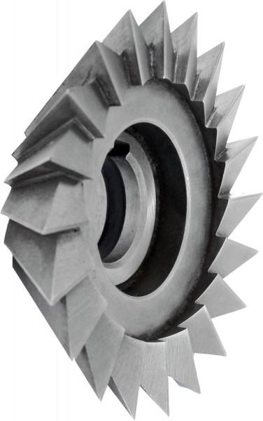 Lassen Sie Ihre Winkelfräser, Winkelstirnfräser und Eckfräser 30°, 45°, 60°, 70°, 75° vom pwwu24.de Schärfdienst schleifen und schärfen.
