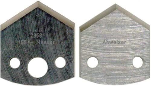Profilmessersatz 40mm