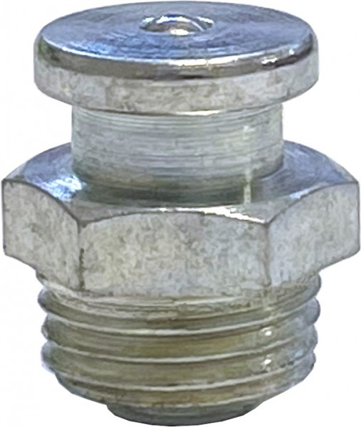 Schmiernippel flach M10x1 DIN 3404