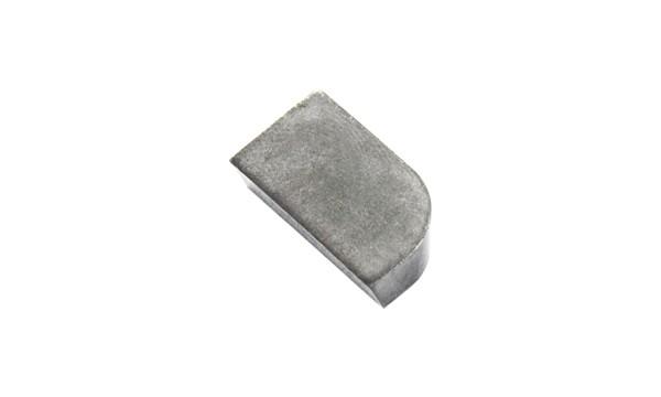 Schneidplatte Form A20 für HM-Drehmeißel 20 x 12 x 7 mm aus Hartmetall HS10