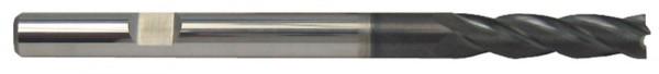 VHM Spiralnutfräser TiAlN D=5,8mm