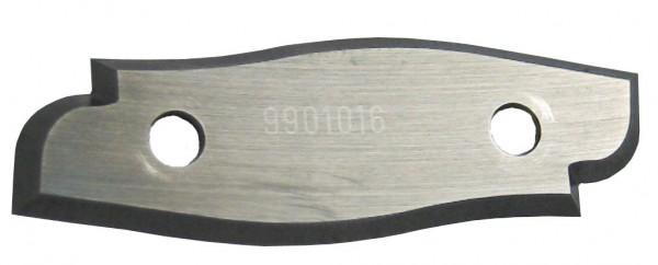 HW - Profilmesser 9901016,  50 x 16 x 2,0 mm für Pela