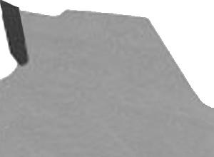 Spandickenbegrenzer beim Bausägeblatt