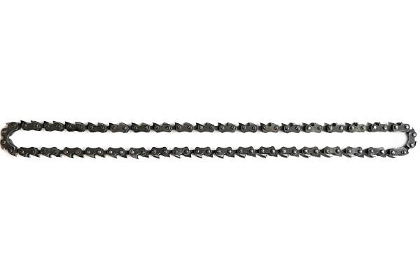 PWWU24 Fräskette 16 x 40 x 175 mm, Teilung A = 22,6 mm, 39 Doppelglieder gebraucht, frisch geschärft