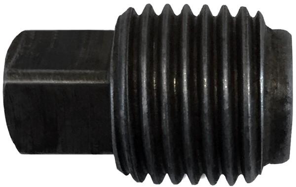 """Vierkantschraube R 1/4"""", SW 7, Länge 20mm, gehärtet"""