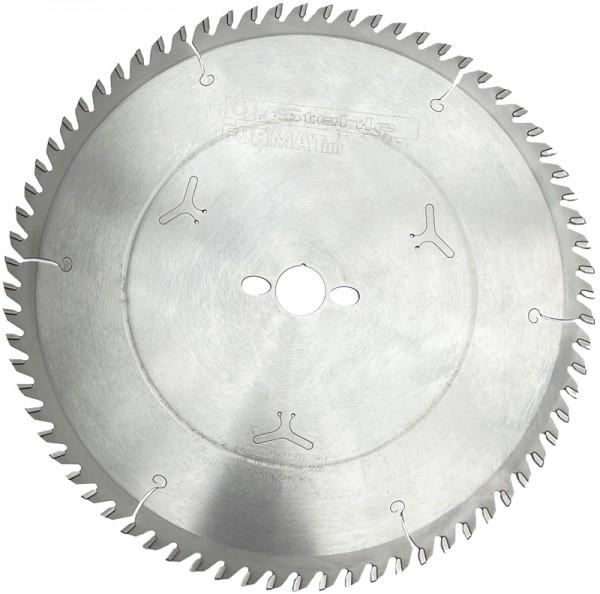 HW Handkreissägeblatt Ø 350 x 4,4 x 30 Z72 TRF Stehle