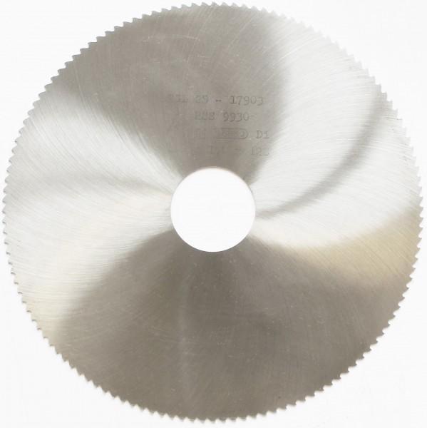 Metallkreissägeblatt HSS 160 x 1,0 x 32mm, 128 Zähne DIN 1837 B pwwu24.de