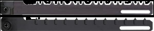 Alligatorsäge schärfen Alligatorsägeblatt Tandemfuchsschwanz Ziegelsäge Porenbetonsäge schleifen
