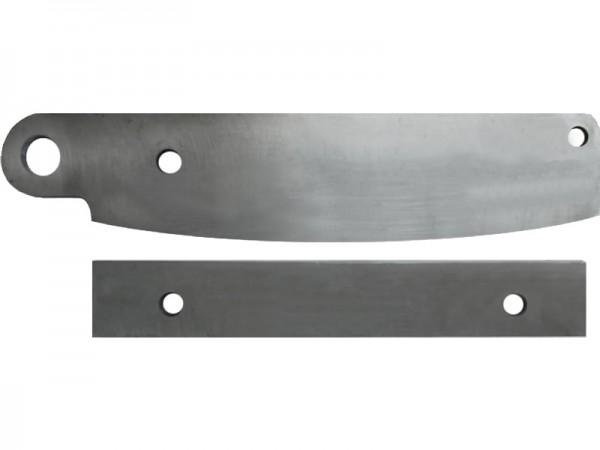 Handhebelschere Messer schärfen