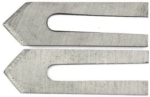 pwwu24.de ULMIA Streifenschneidmesser 780 für Modell 744 (1 Paar)