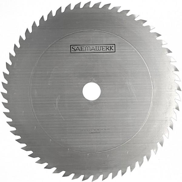 CV Sägeblatt 400 x 2,0 x 40 mm Z56 NV-A Saemawerk