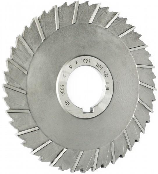 Scheibenfräser 160x6 mm, 44Z pwwu24.de
