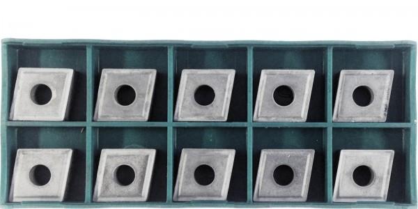 CNUM 120404 - 316, HS123 Wendeschneidplatte mit einseitiger Spanleitstufe
