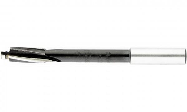 DIN - Flachsenker mit Zapfen für M4 Durchgangsloch 8X4,3 mm pwwu24.de