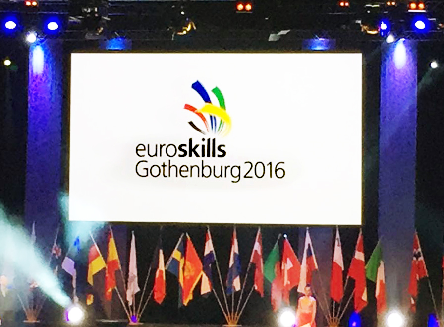 Euroskills 2016 Gothenburg